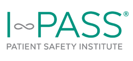 IPASS Logo in Green and beige